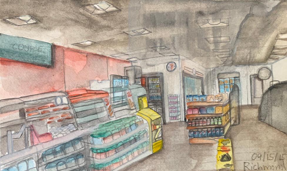 7-Eleven by Richmond Freeman