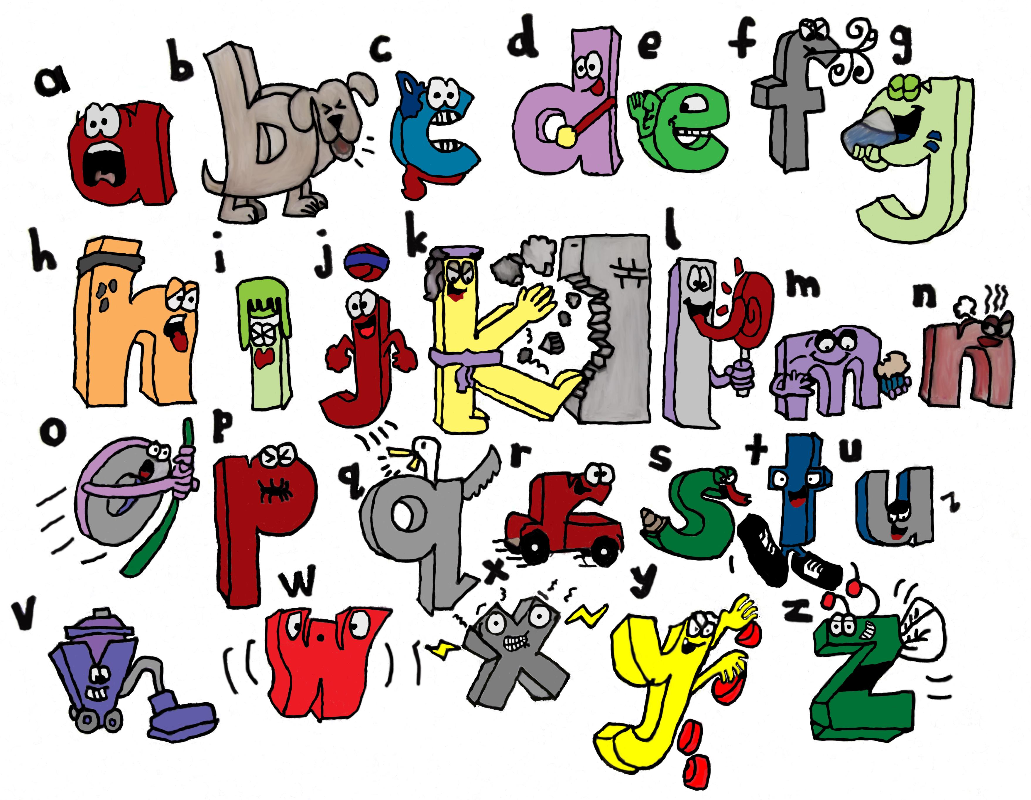 """Little Letters"""