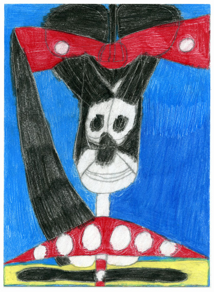 Minnie Mouse by Anthony Coleman