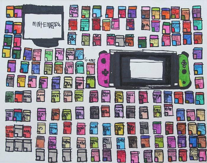 """151 Games"" by Michael Vita"