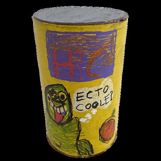 Hi-C Ecto Cooler Can by Rick Fleming