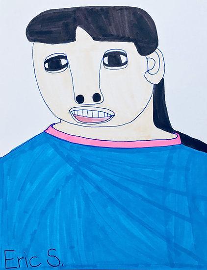 """Cathy"" by Eric Sadowsky"