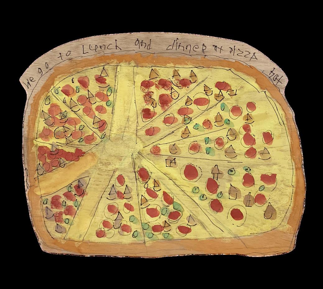 Pizza Hut by Rick Fleming