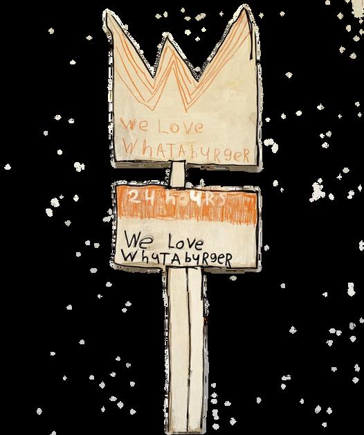 Whataburger by Rick Fleming