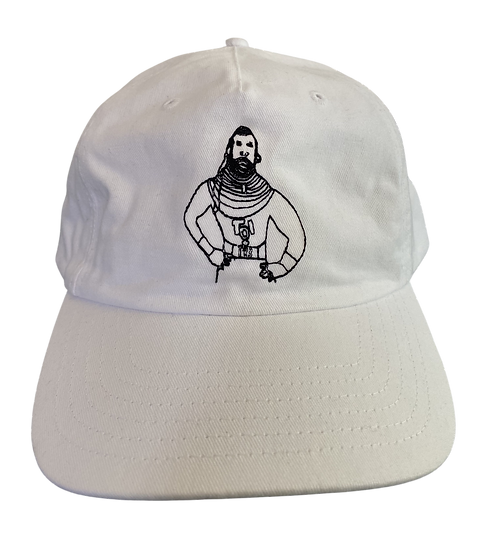 Mr. T Embroidered Dad Hat by Bayaht Ham