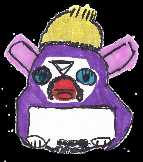 """Furby"" by Rick Fleming"