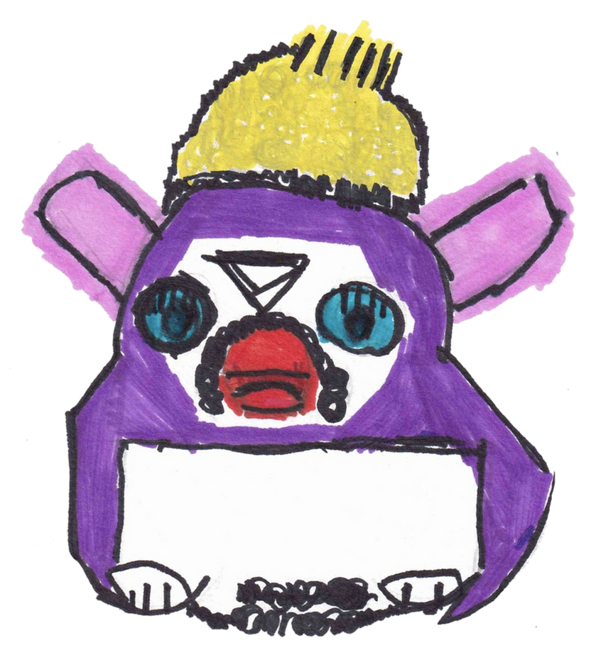 Furby by Rick Fleming