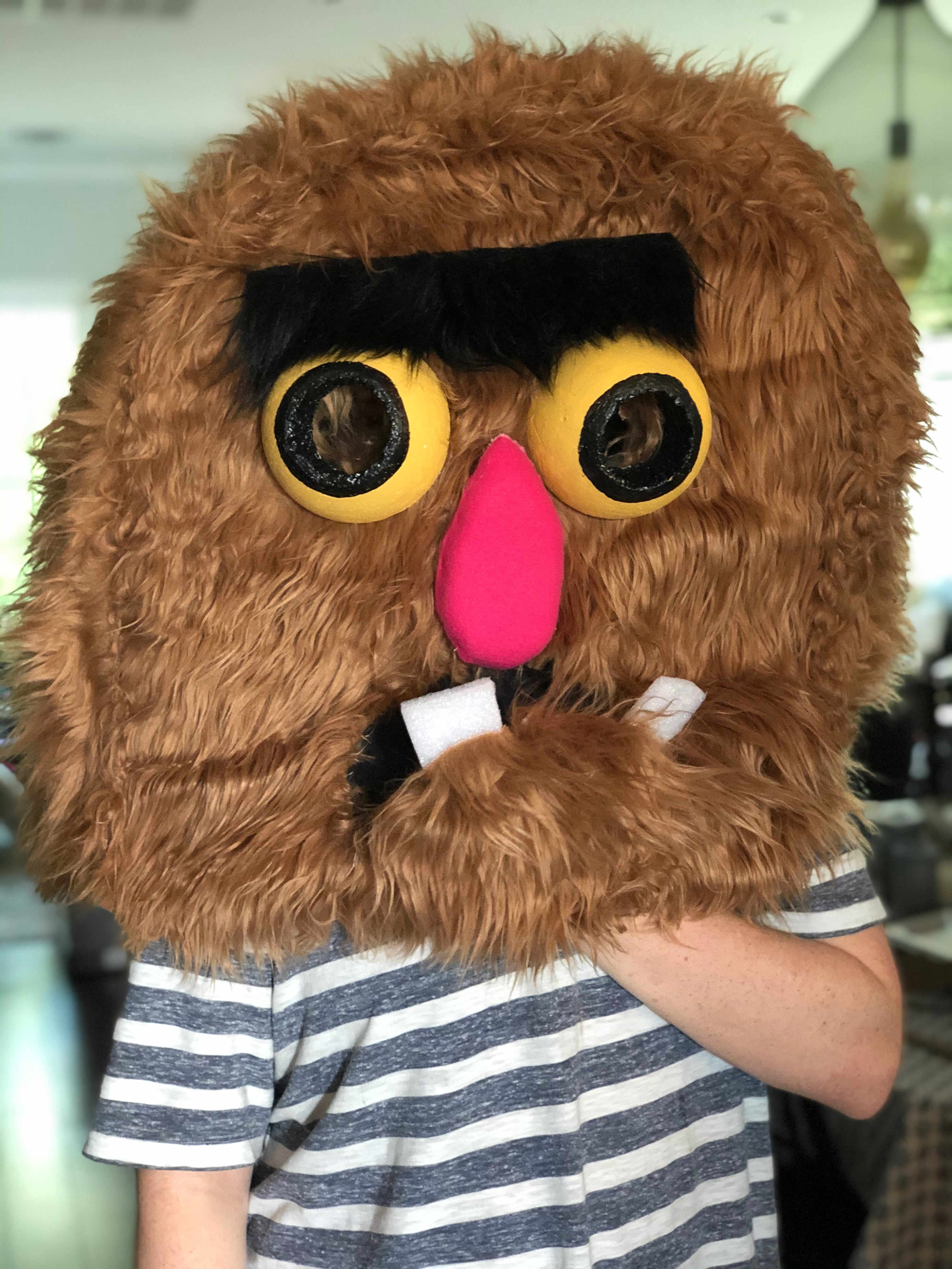 Sweetums Puppet