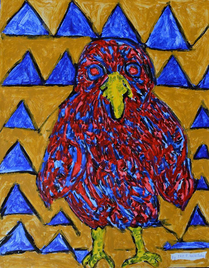 Bird by Ike Morgan