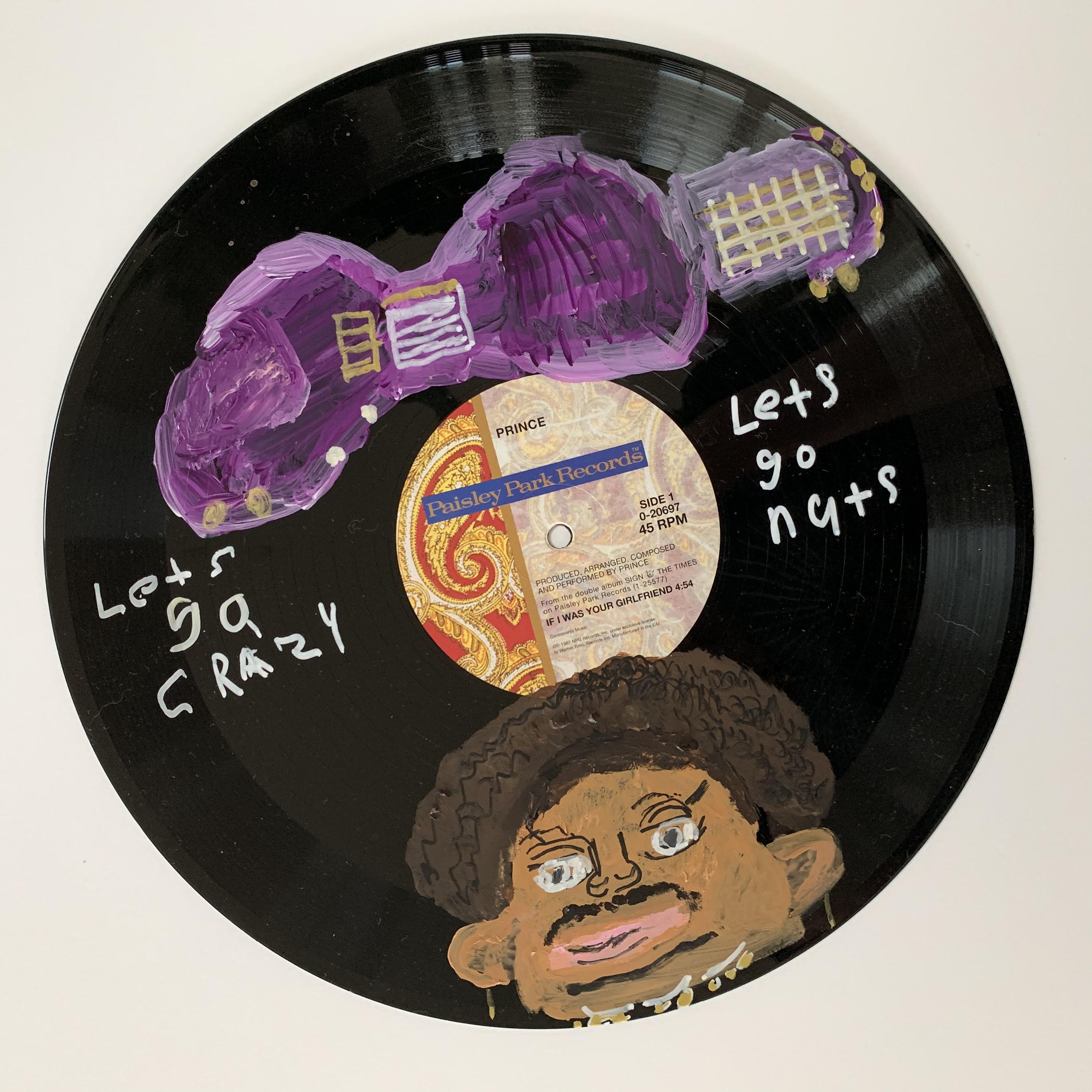 """Prince on Vinyl"""
