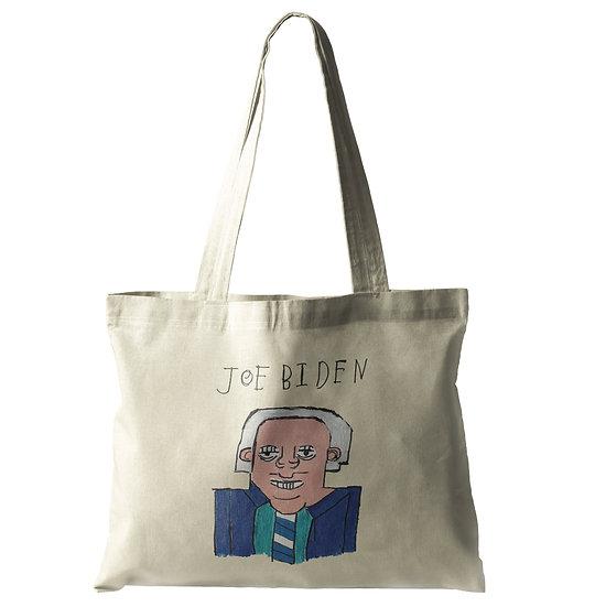Joe Biden x Rick Fleming Tote Bag Collaboration
