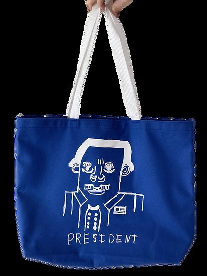 Biden/Harris Tote Bag by Rick Fleming