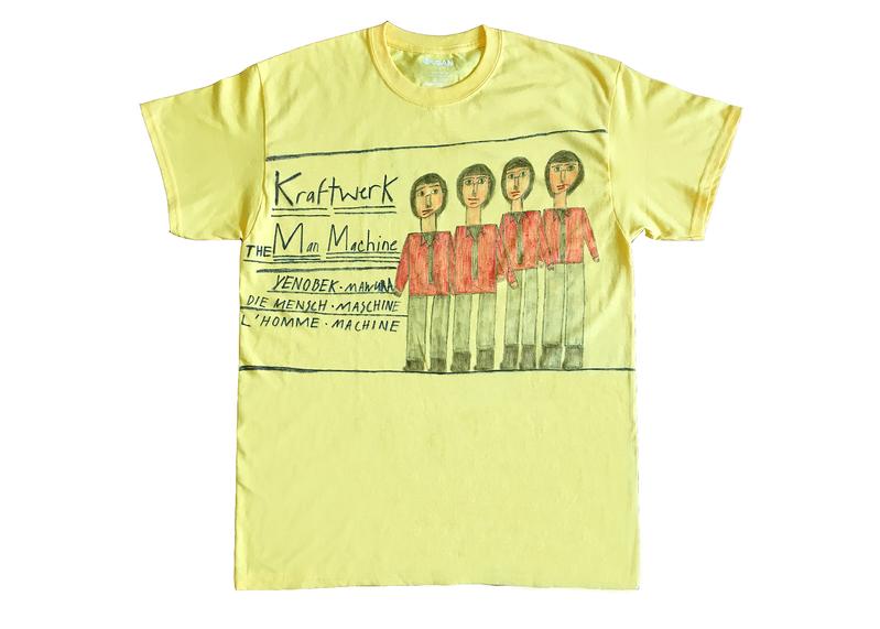 Kraftwerk (The Man Machine) by Jennife