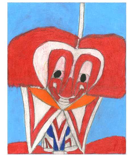 """""""Bozo the Clown"""" by Anthony Coleman"""