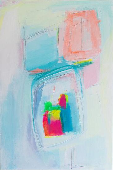 """Joyful Spring IV"" by Charlie French"