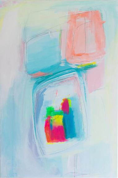 Joyful Spring II by Charlie French