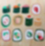 _Twelve Pieces of Sushi_