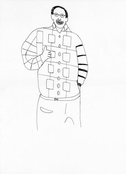 George Costanza by Bayaht Ham
