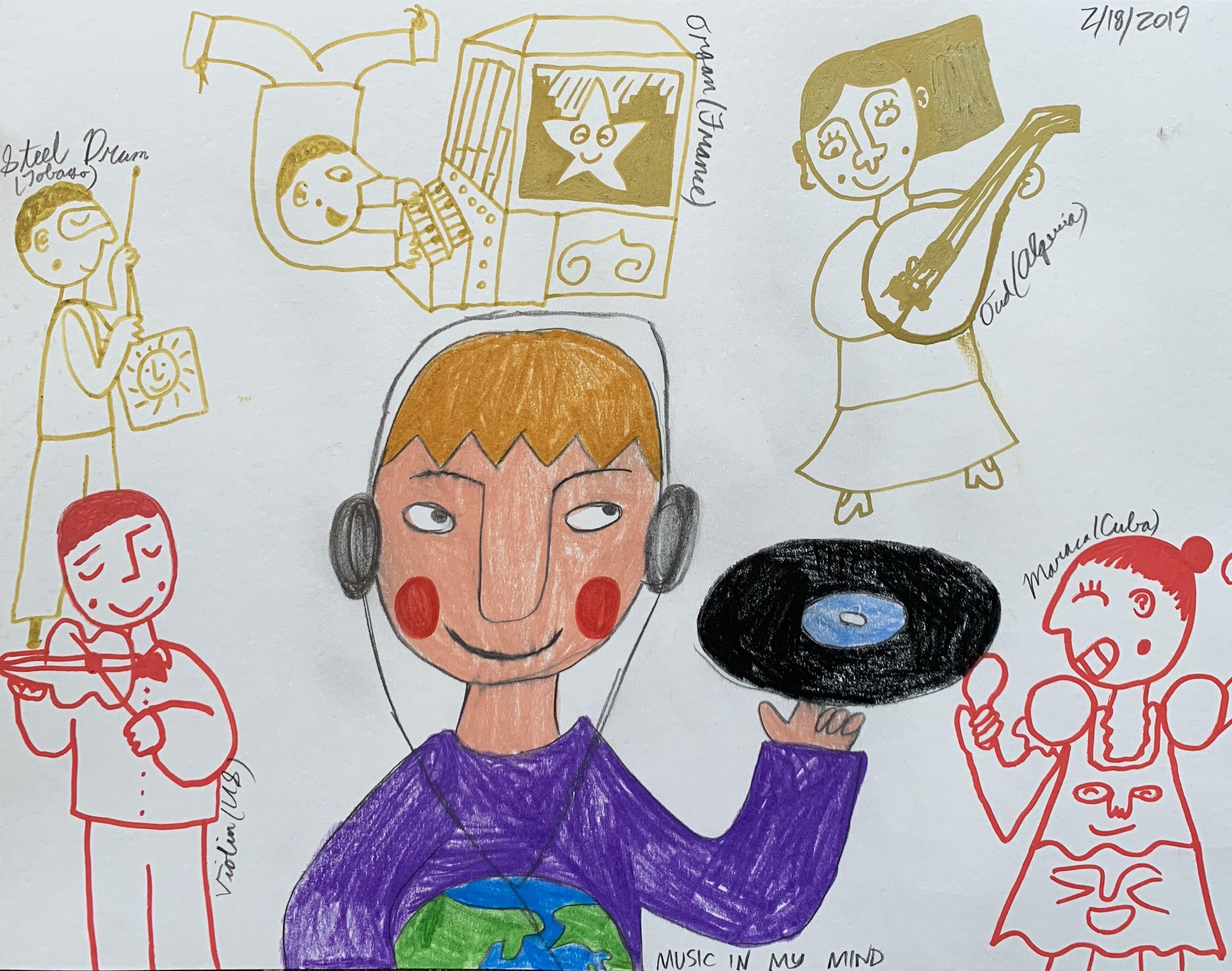 """Music in My Mind"""