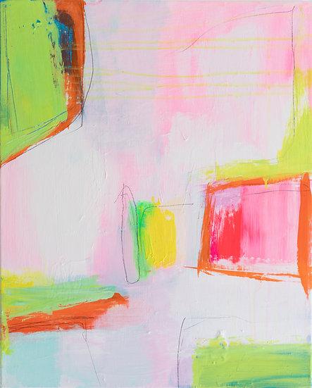 """Joyful Spring II"" by Charlie French"