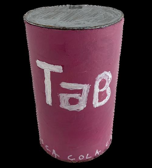 Tab Can by Rick Fleming Original Art