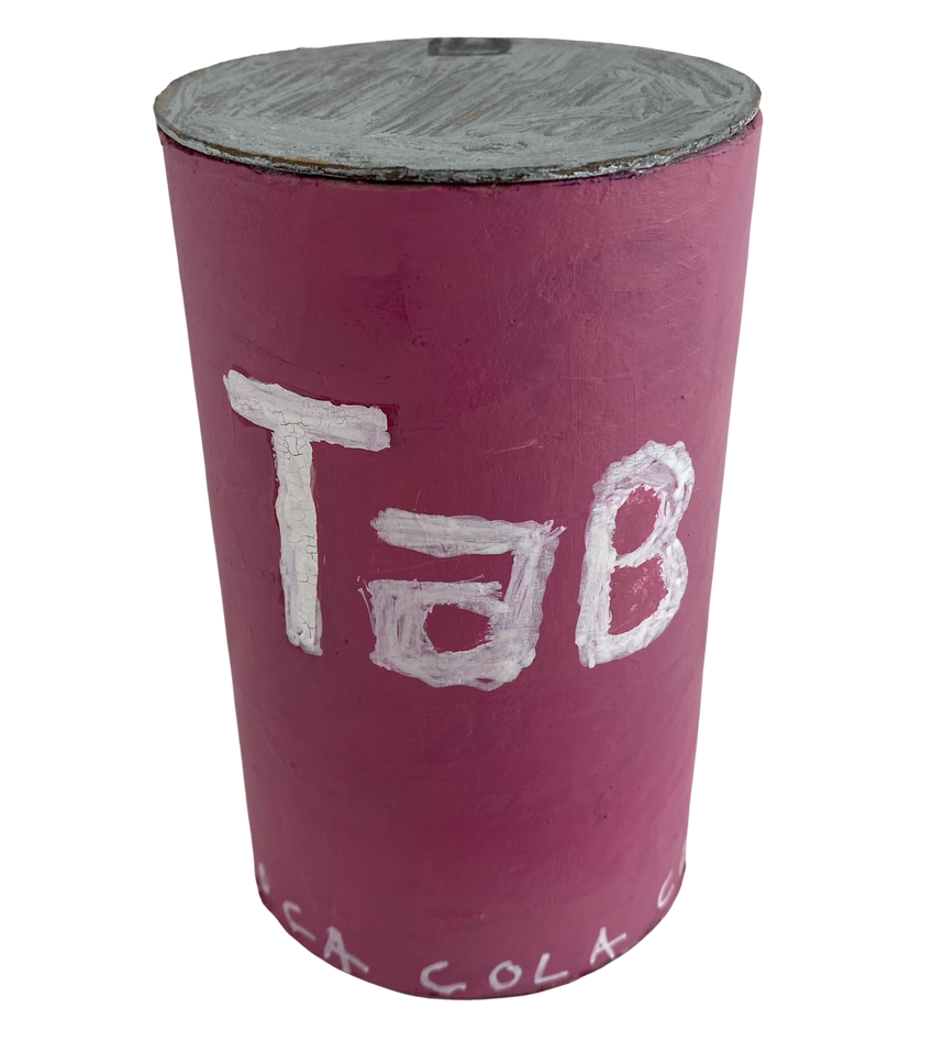 Tab Can by Rick Fleming
