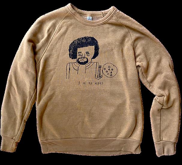 "Rick Fleming ""Bob Ross"" Sweatshirt"