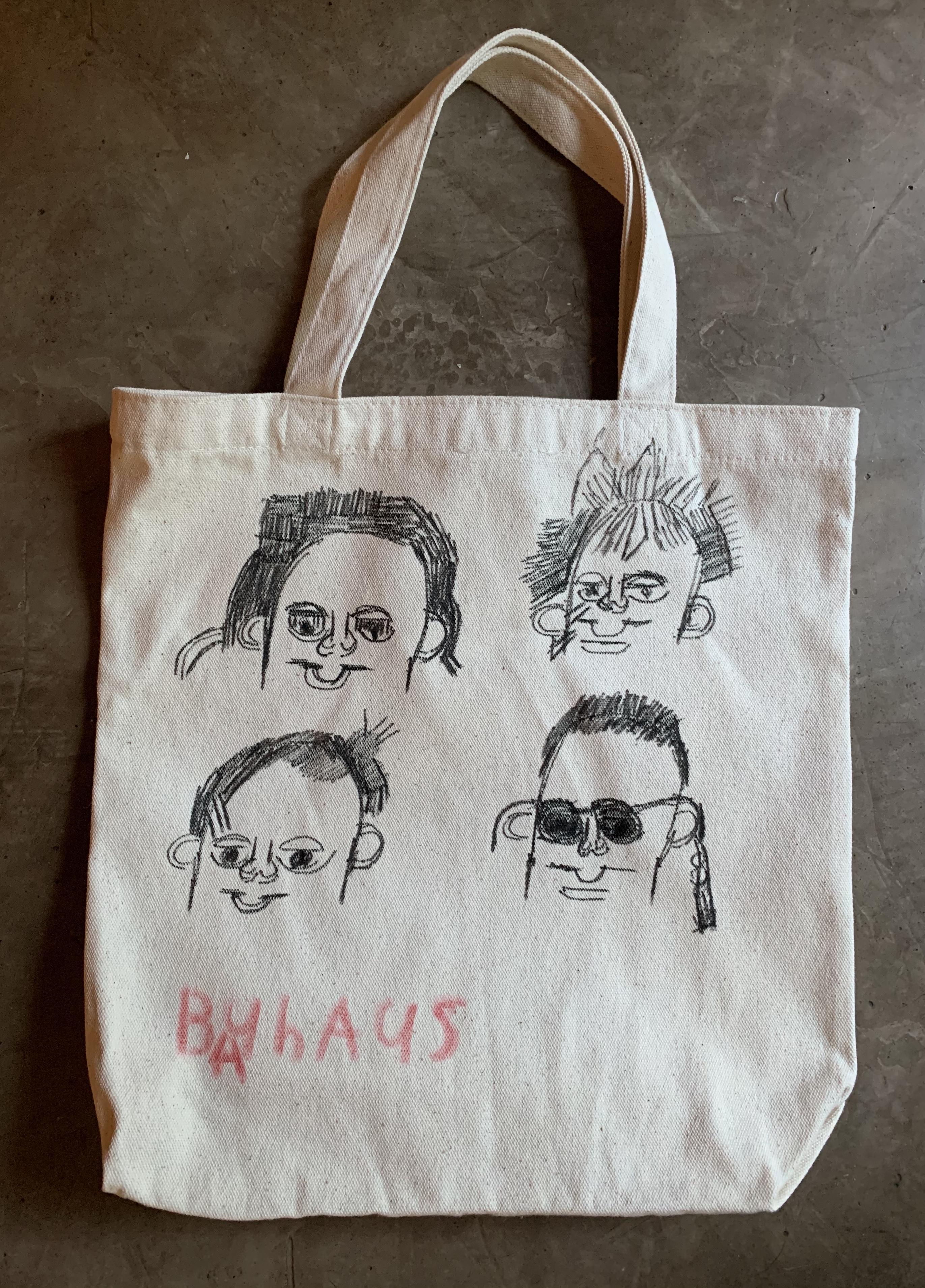 Bauhaus Tote