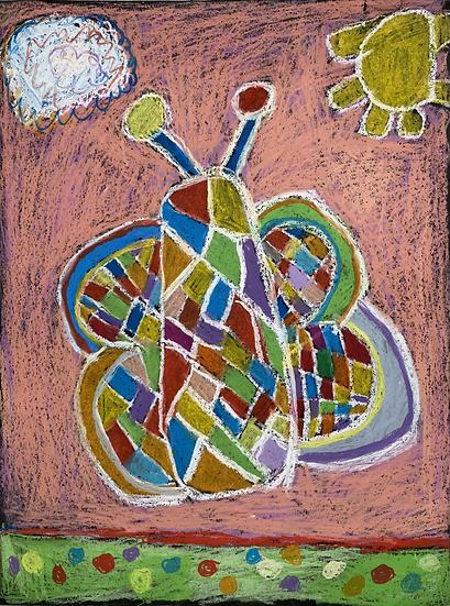 """Butterfly"" by Emily Dodson"