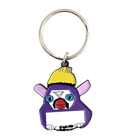 Furby Keychain by Rick Fleming
