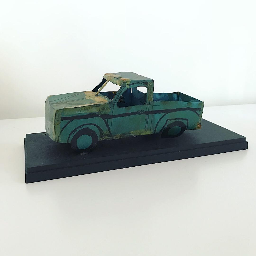 """""""Green Truck"""""""