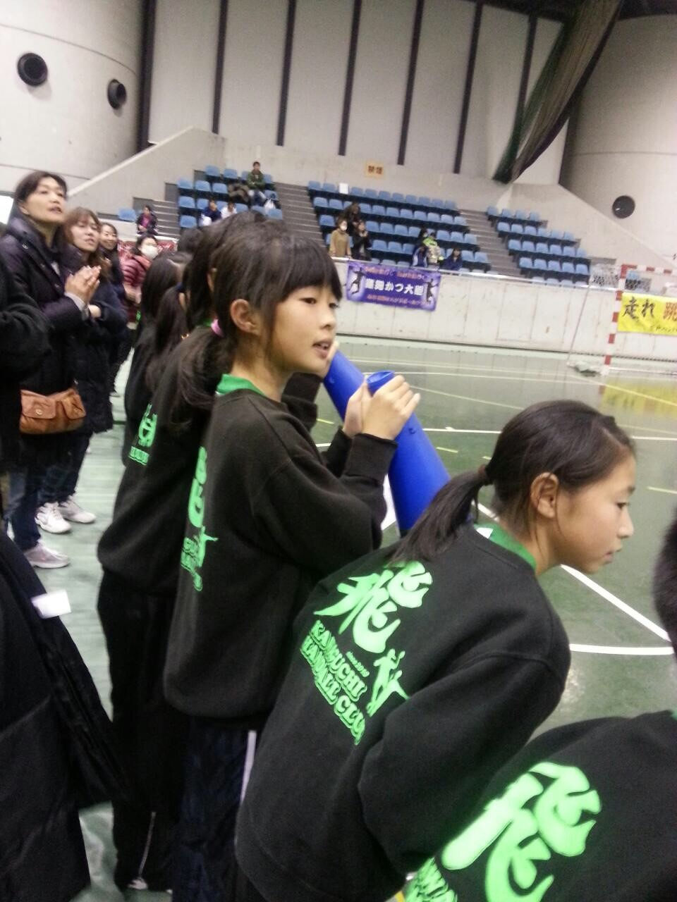 第30回読売旗争奪ちびっ子ハンドボール大会