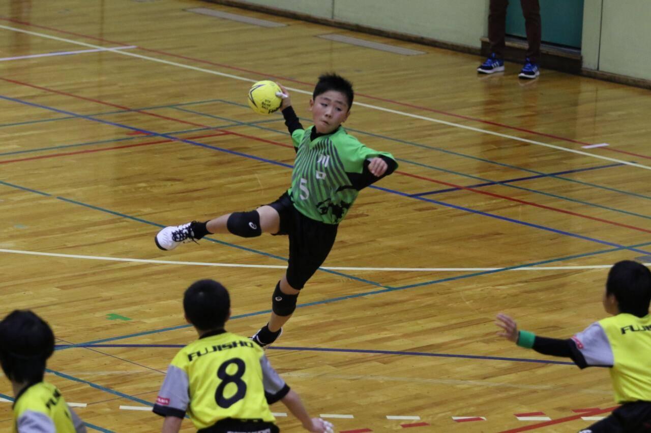 半村カップ 川ハン男子優勝