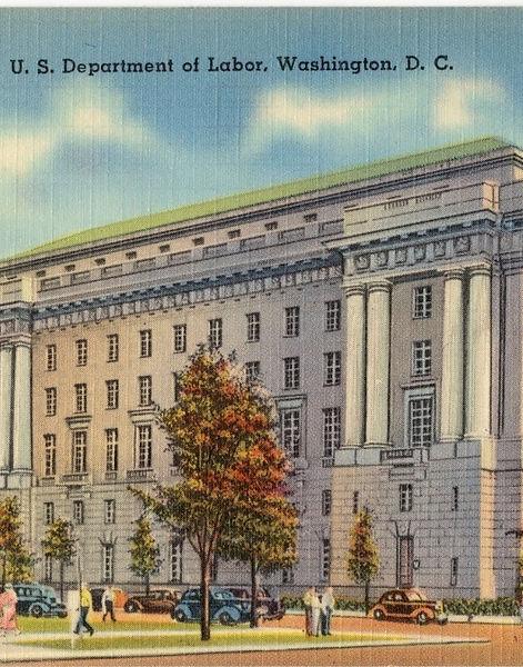 U. S. Department of Labor