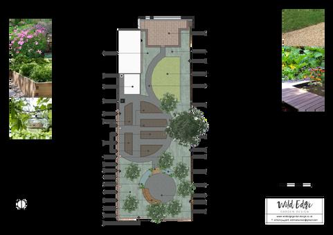 Concept Plan - Wildlife Garden