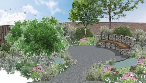 Concept Plan - Wildlife Garden Cheltenha