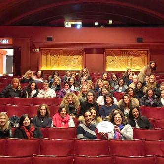 Embrace Charity Screening
