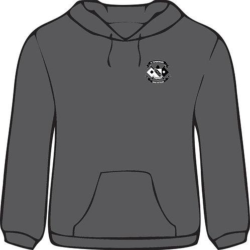 51st Signal B Co Cotton Hooded Sweatshirt