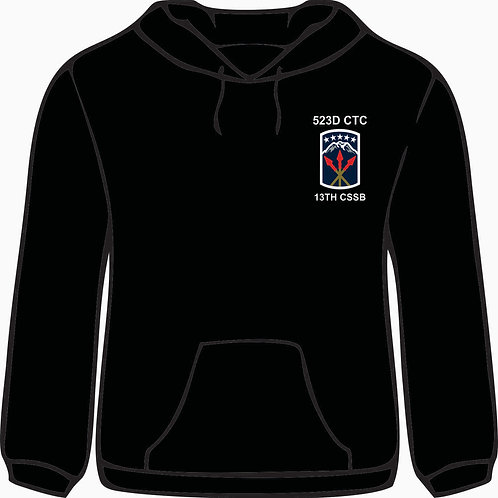523rd Hoodie w/ call sign