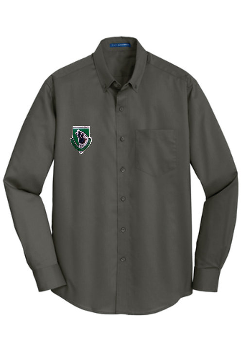 104th Men's Long Sleeve Button up