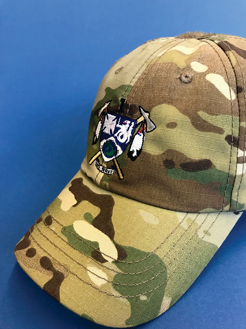 1-23 mesh back with call sign