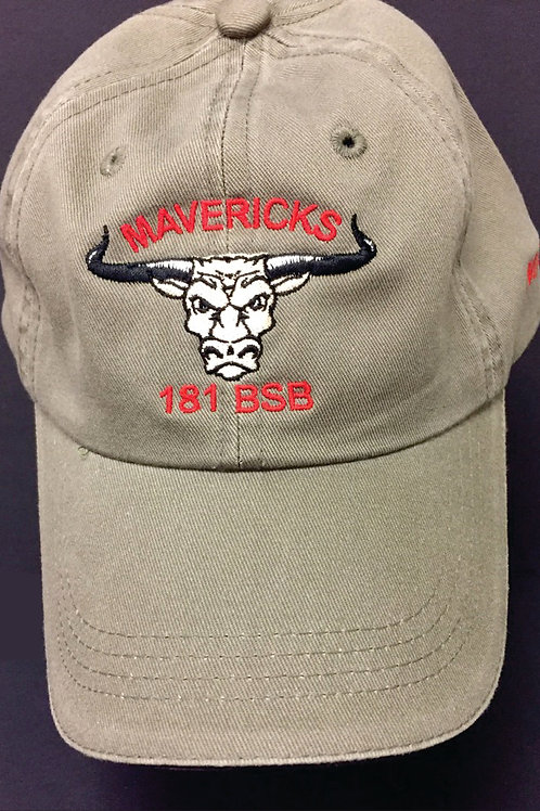 181 BSB Offical Hat with call sign