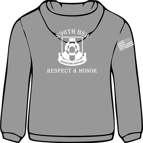 296th BSB Cotton Hoodie
