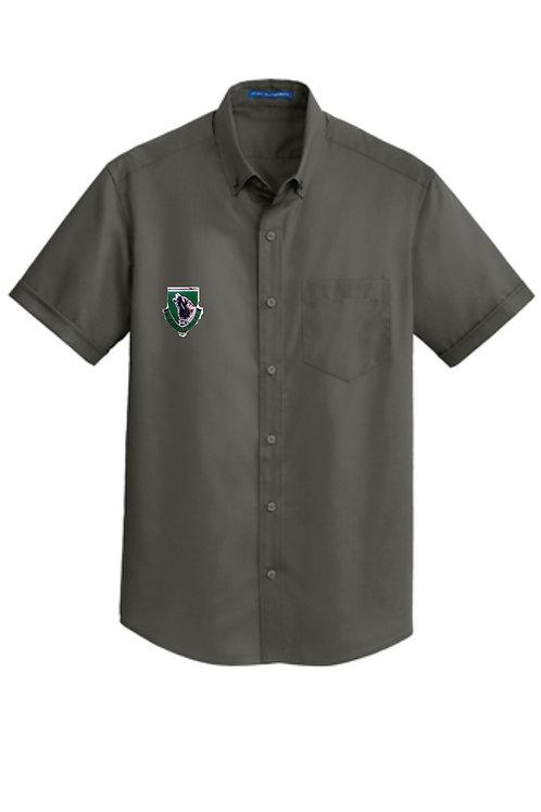 104th Men's Short Sleeve Button up