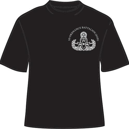 3rd Ord. BN Moisture Wicking shirt