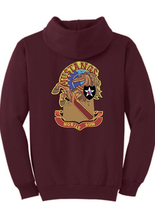 2 BSB Cotton hoodie