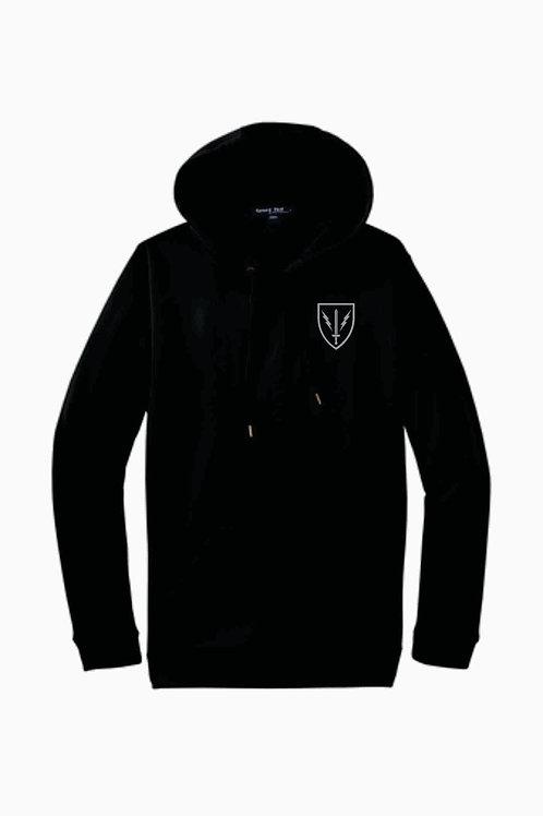 201st Moisture wicking hoodie