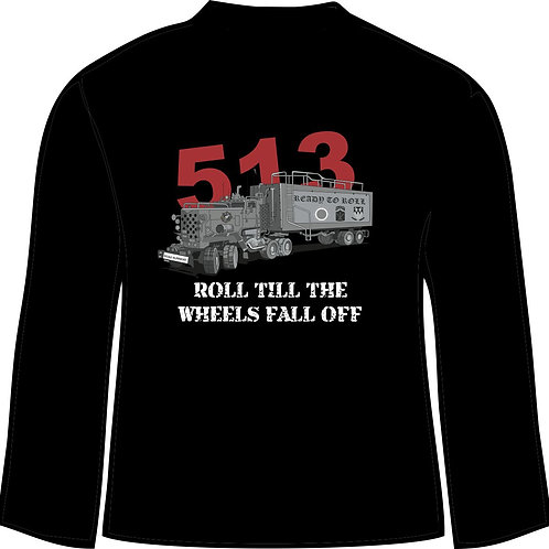 513th Cotton Long sleeve