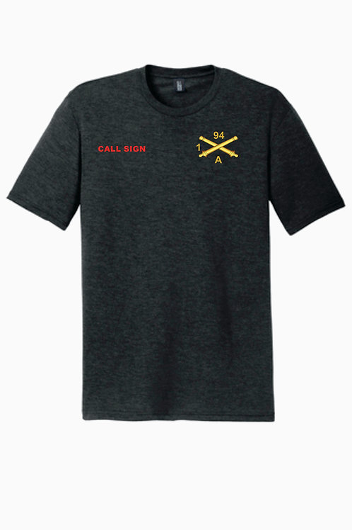 1-94 FA Tee with call sign
