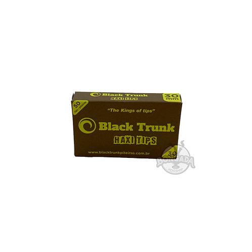 Piteira de Papel Black Trunk Haxi 30mm